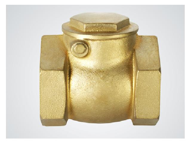 Brass Check Valve (Horizontal)