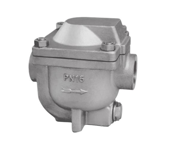 Free Semi Ball float Type Steam Trap